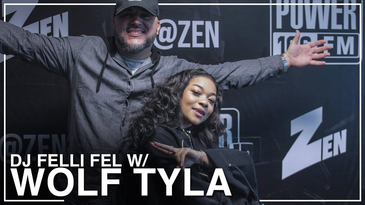 "Wolf Tyla On Vine Jumpstarting Her Career & Hearing ""All Tinted"" On The Radio [WATCH]"