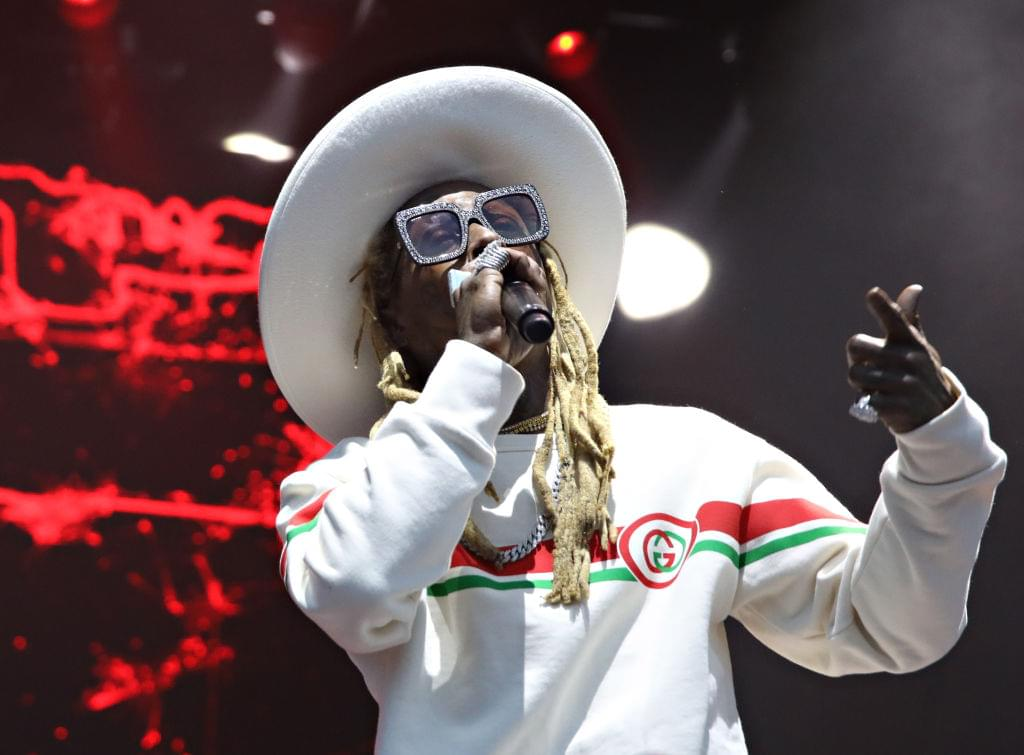 Lil Wayne Says The Only Hip Hop He Listens To is His Own! [WATCH]