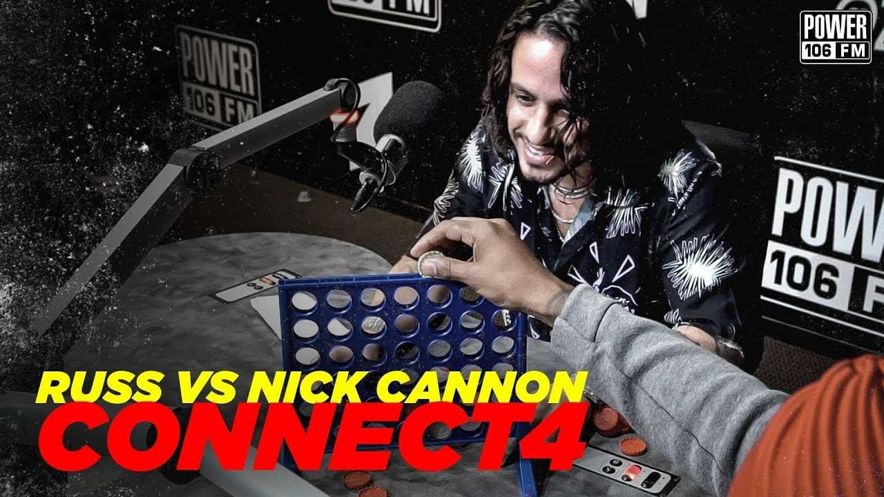 Connect 4: Russ vs. Nick Cannon for $2000