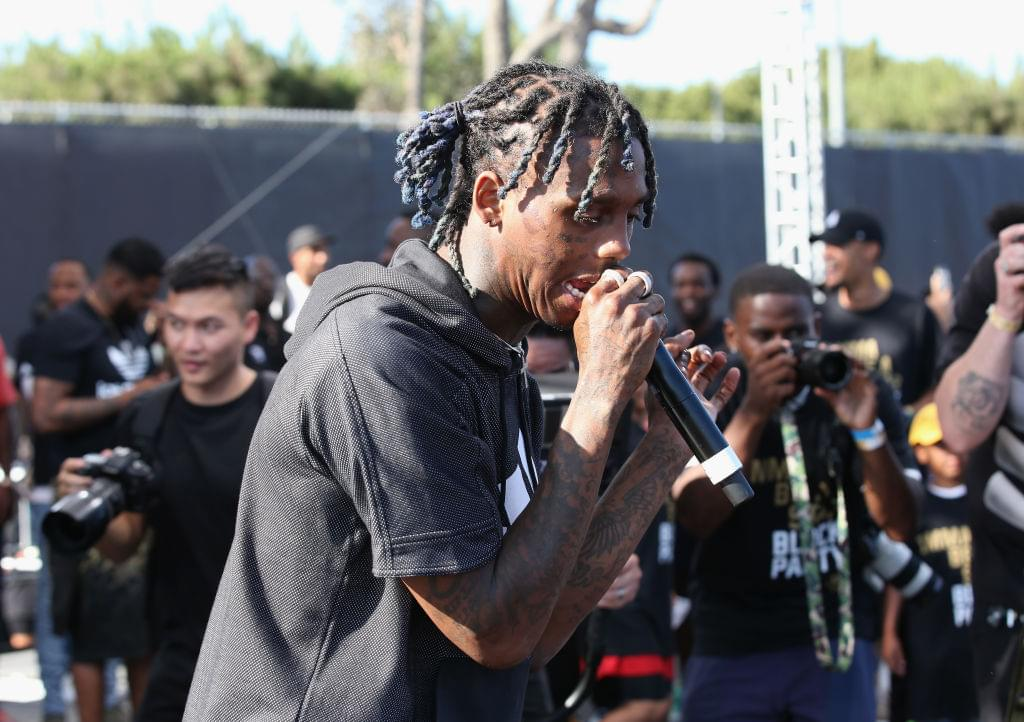 Famous Dex Reportedly Suffered A Seizure While Performing Last Night