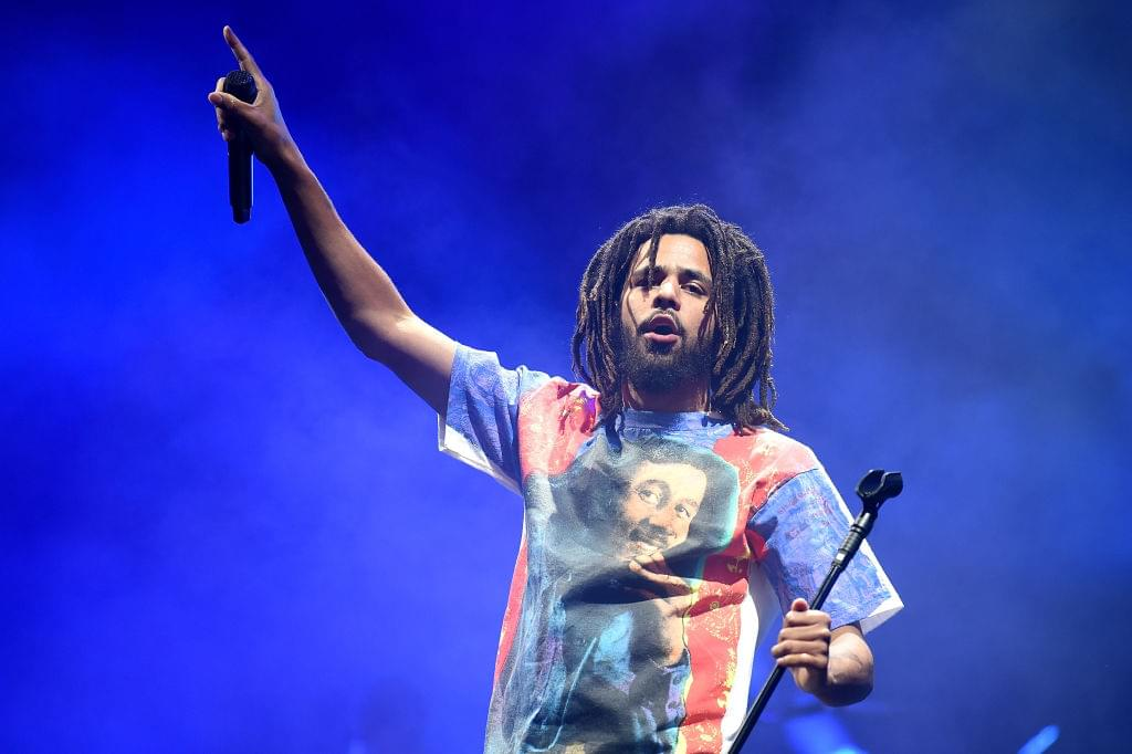 J. Cole Announces New Album 'The Fall Off' Will Arrive In 2020