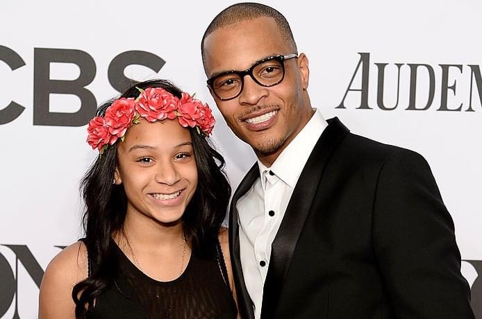 T.I. Goes To The Gyno With His Daughter To Make Sure She's Still A Virgin