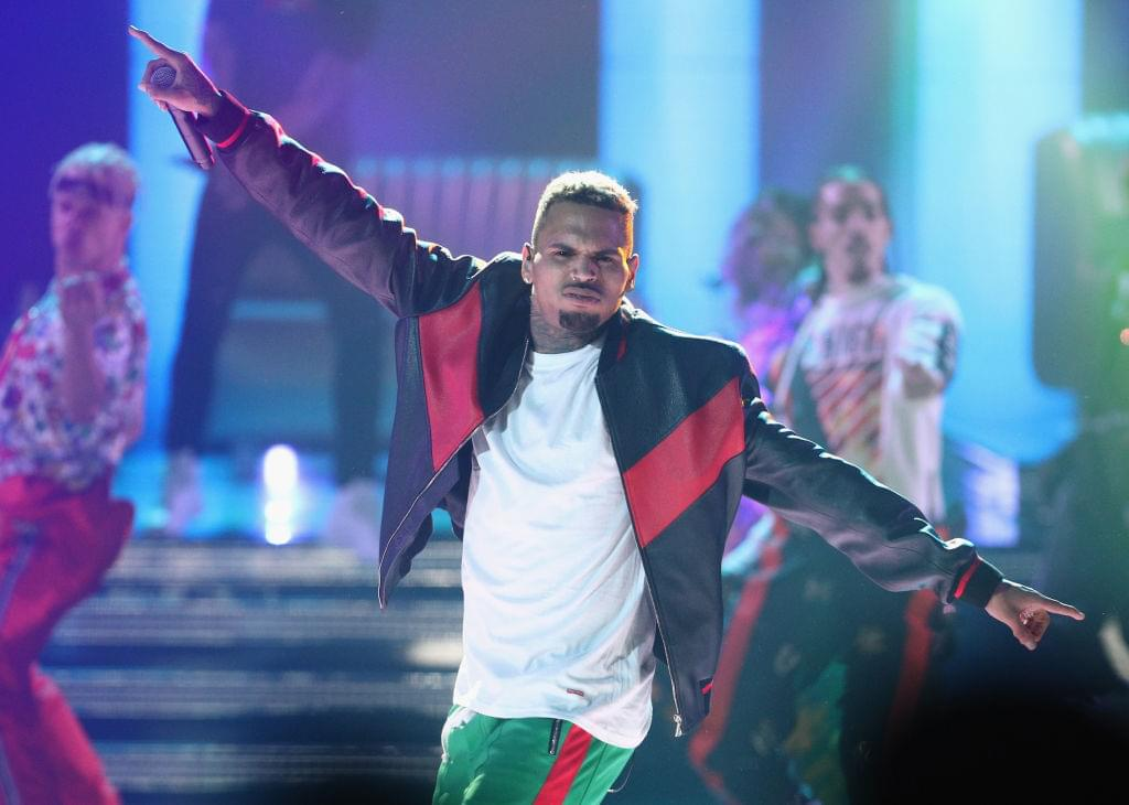 Chris Brown Invites Fans To a Yard Sale At His Crib!
