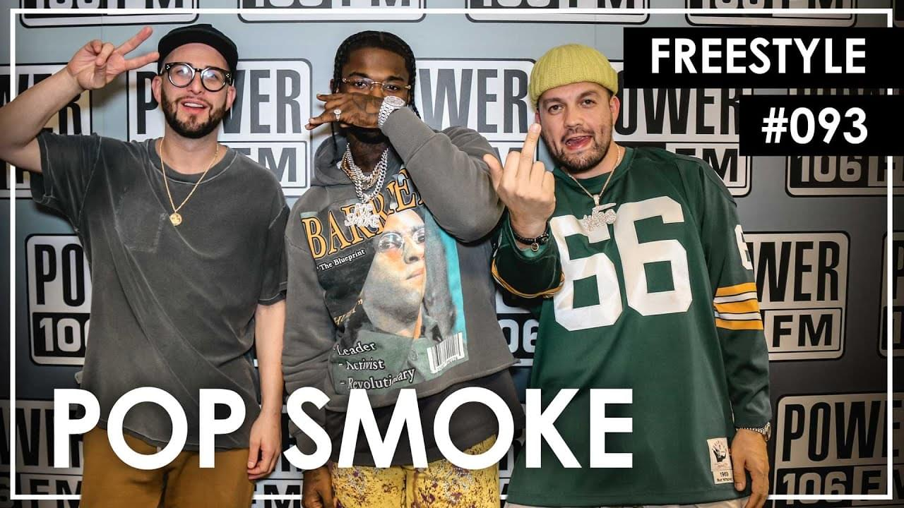 "Pop Smoke Freestyles Over 50 Cent's ""Not Like Me"" – L.A. Leakers Freestlye #093"