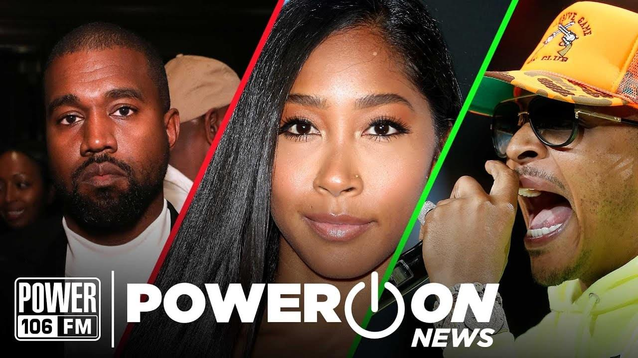 #PowerOn: T.I. Faces Backlash For Policing Daughter's Hymen + Kanye Earns Ninth #1 Album
