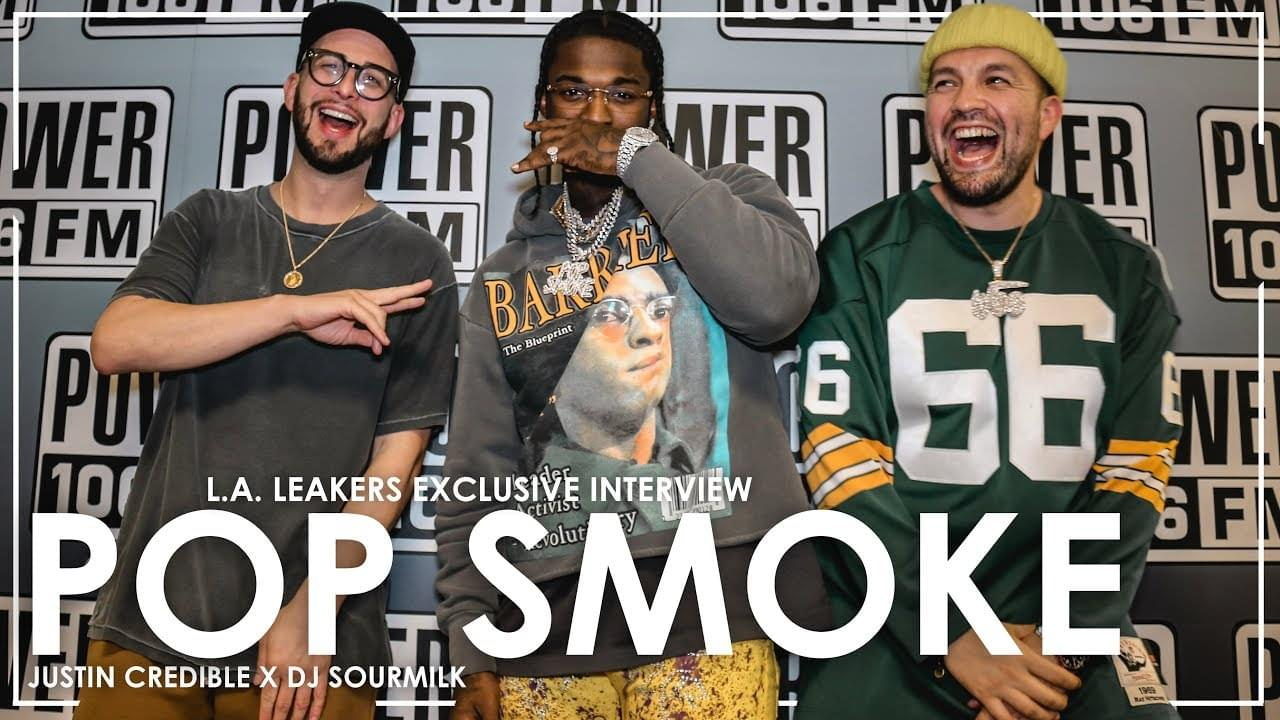 Pop Smoke Talks NYPD Removing Him From Rolling Loud, Being Thankful For Nicki Minaj & New Album
