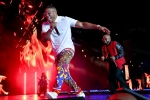 Nelly Yanked Off Stage By An Eager Fan In Palm Springs