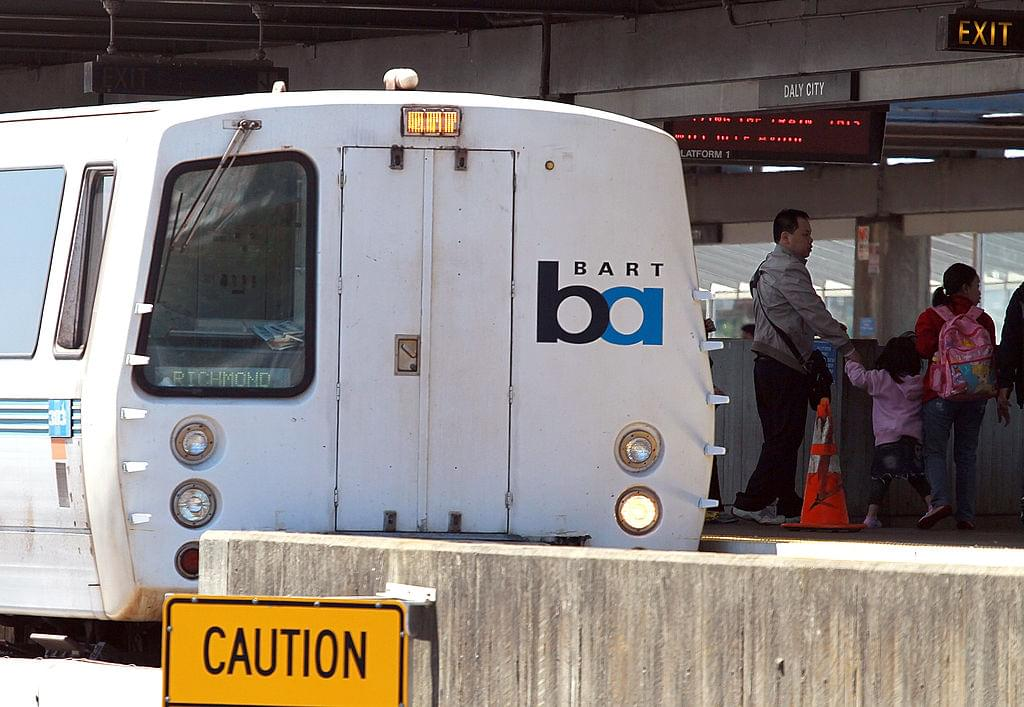BART Riders Protest After Man Arrested For Eating Sandwich