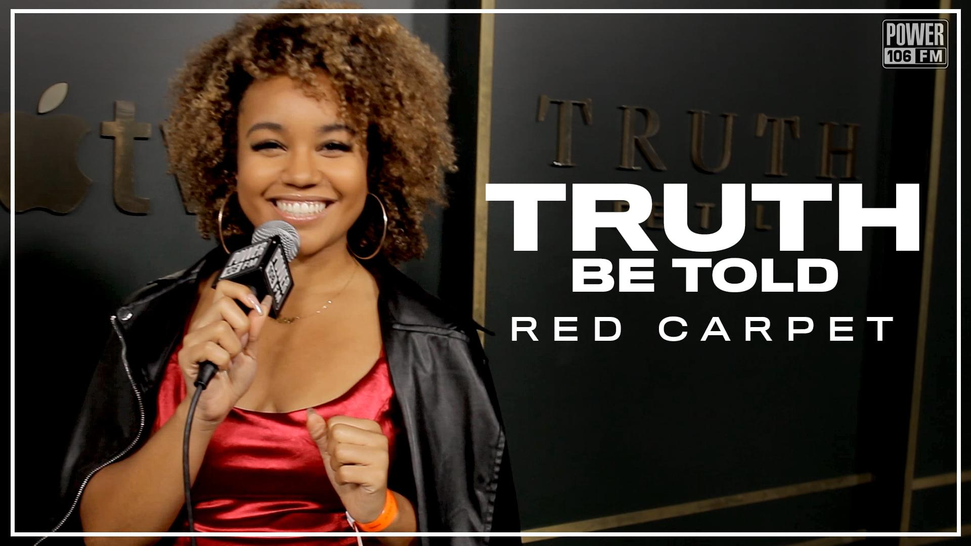 Cast Of Apple TV+'s 'Truth Be Told' Talk Drake Getting Booed & Instagram Removing Likes