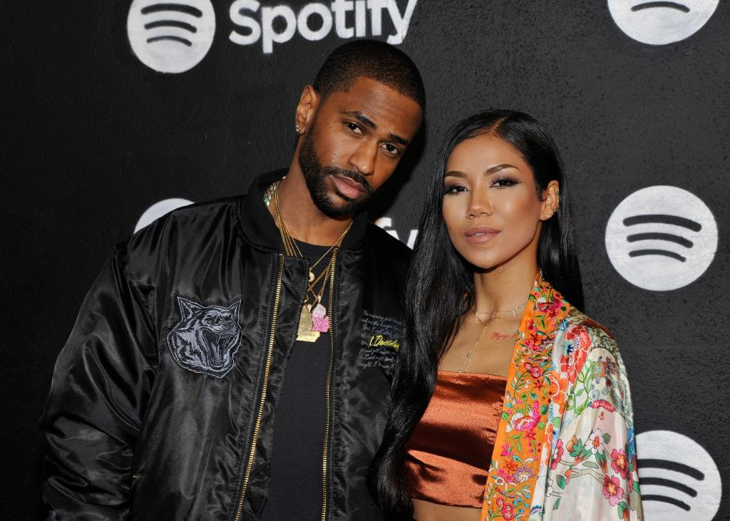"Big Sean Hops On Jhene Aiko's ""None Of Your Concern"" + Twitter Is TRIGGERED"