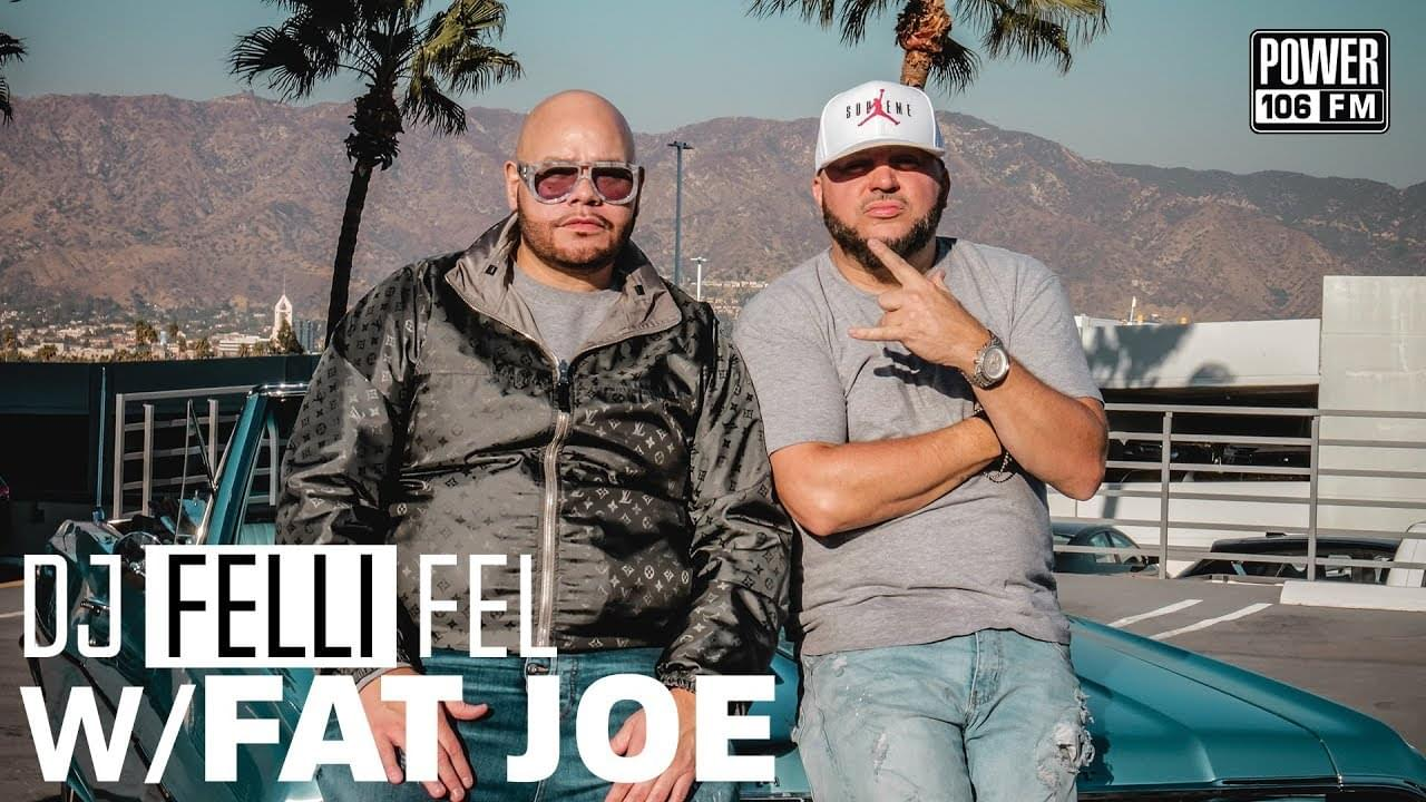 Fat Joe Names LL Cool J & Heavy D as Biggest Inspo + Growing Up Where Hip Hop Was Born [WATCH]
