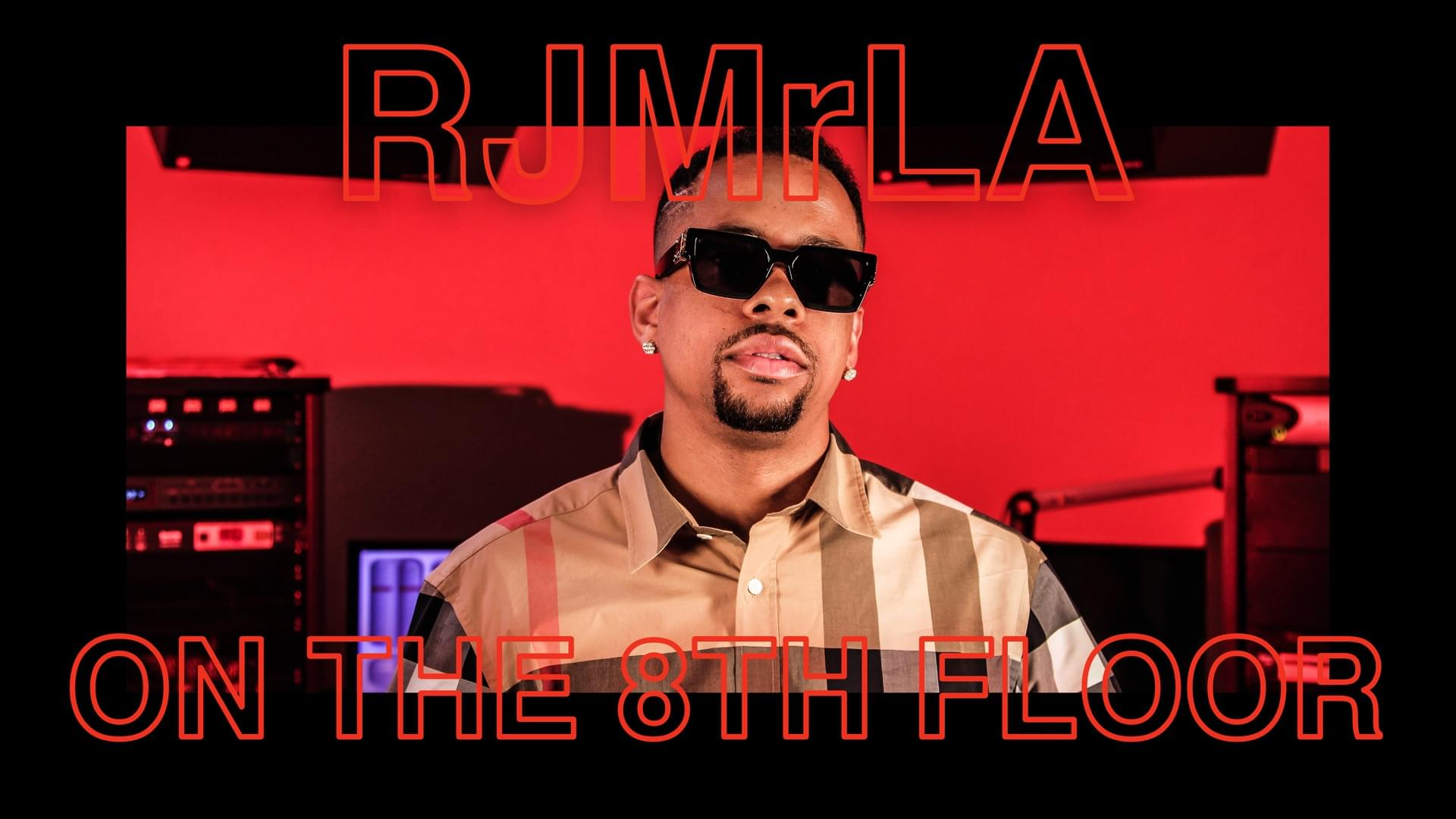 "RJMrLA Performs Stripped-Down ""Rat Race"" LIVE #OnThe8thFloor [WATCH]"