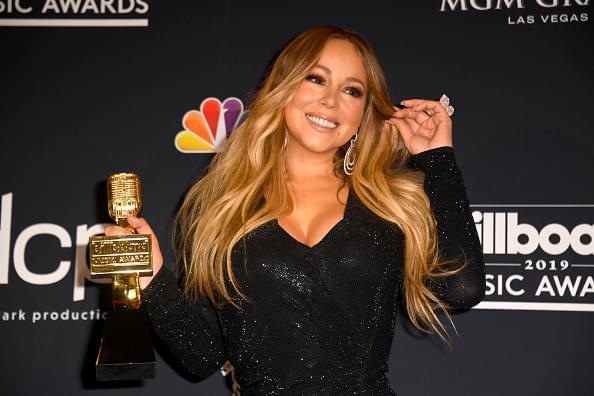 "Mariah Carey Breaks 3 Guinness Records with ""All I Want For Christmas Is You"""