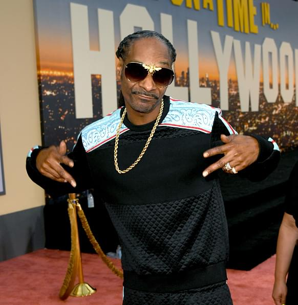 Snoop Dogg Releasing Lullaby Versions Of His Hit Songs