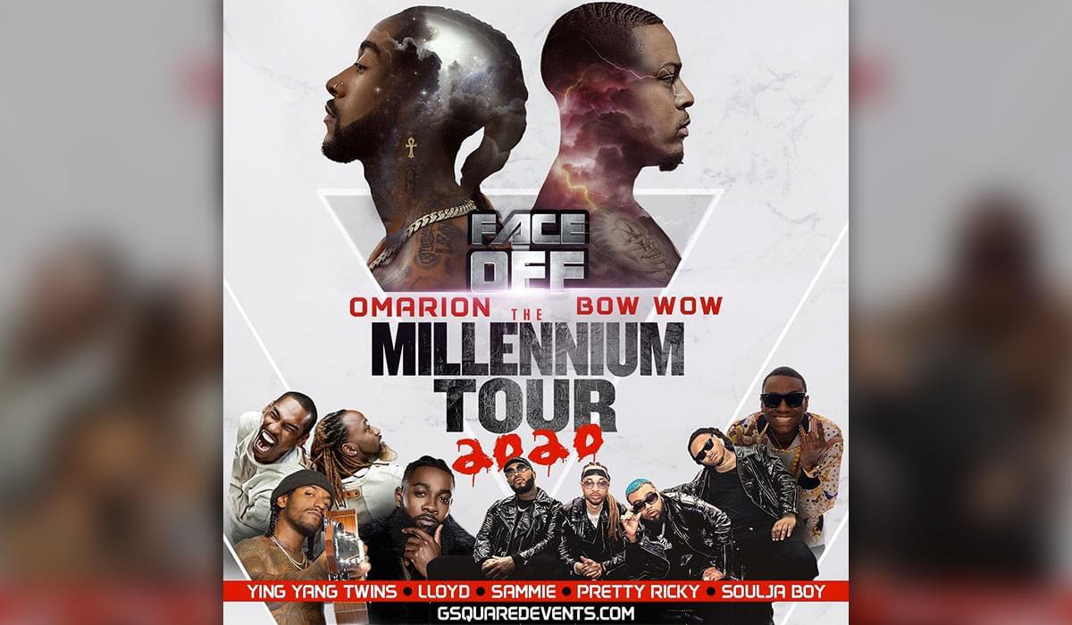 The Millennium Tour @ The Forum