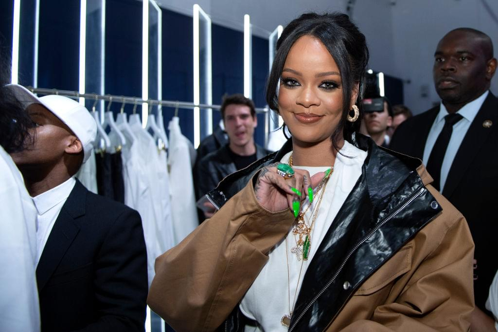 Rihanna Becomes First Woman To Hold 200 Weeks On The Billboard 200 Chart