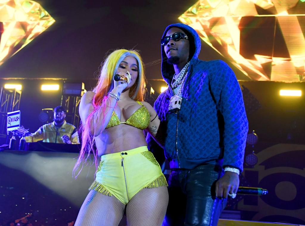 Cardi B & Offset Are Unbothered After Social Media Hack + 6ix9ine's Girlfriend's DMs