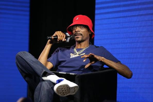 Snoop Dogg Partners With Cash App For Special Needs Children