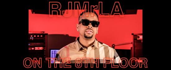 "RJMrLA Performs Stripped-Down ""Rat Race"" LIVE #OnThe8thFloor"