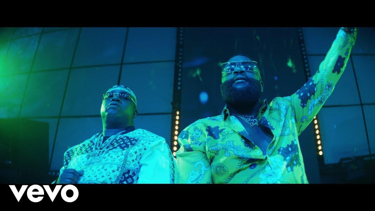 "E-40 Releases Visuals For ""1 Question"" ft. Jeremih, Rick Ross and Chris Brown"