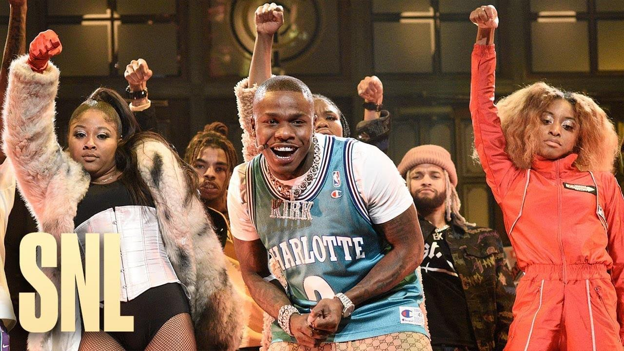 "DaBaby Preforms ""BOP"" and ""Suge"" on 'Saturday Night Live' [WATCH]"