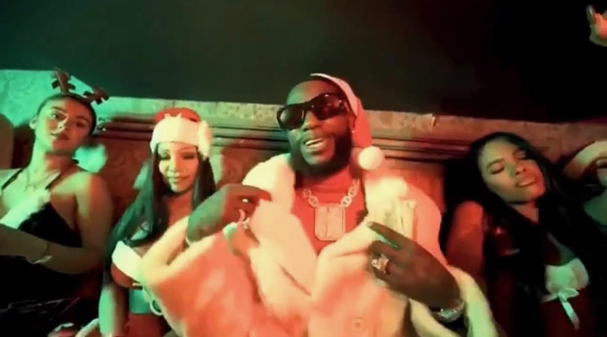 """[WATCH] Gucci Mane Get's In The Christmas Spirit With New """"Jingle Bales"""" Video"""