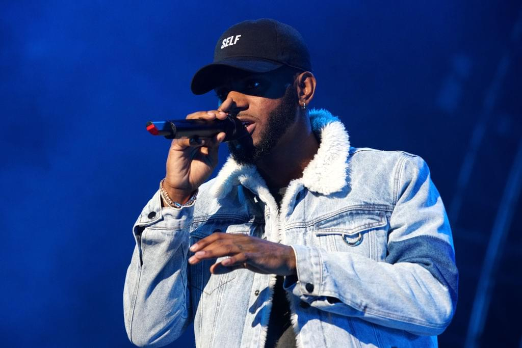 Bryson Tiller Welcomes Home New Baby Girl