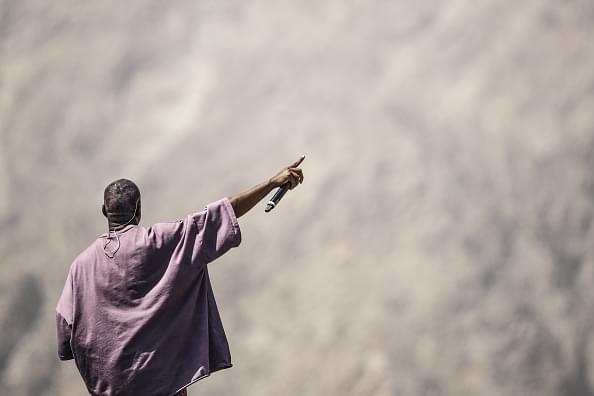 Kanye West Takes Sunday Service Globally