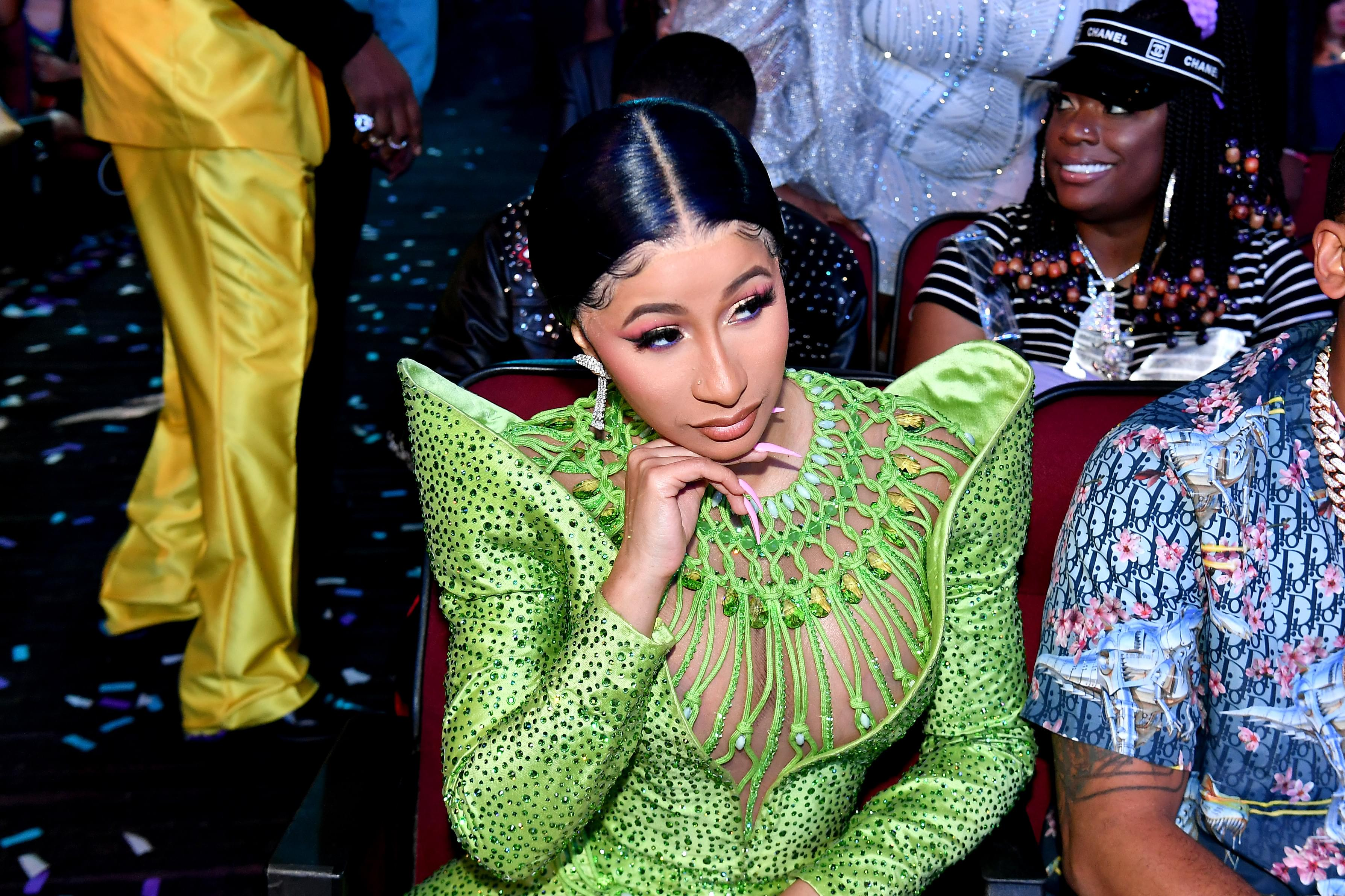 "Nigerian Govt. Official Responds To Cardi B's Call For Citizenship: ""Doors Are Open"""