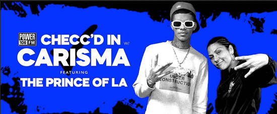 Prince of LA Comments On Current L.A. Style of Rap + Working With Blueface & Almighty Suspect