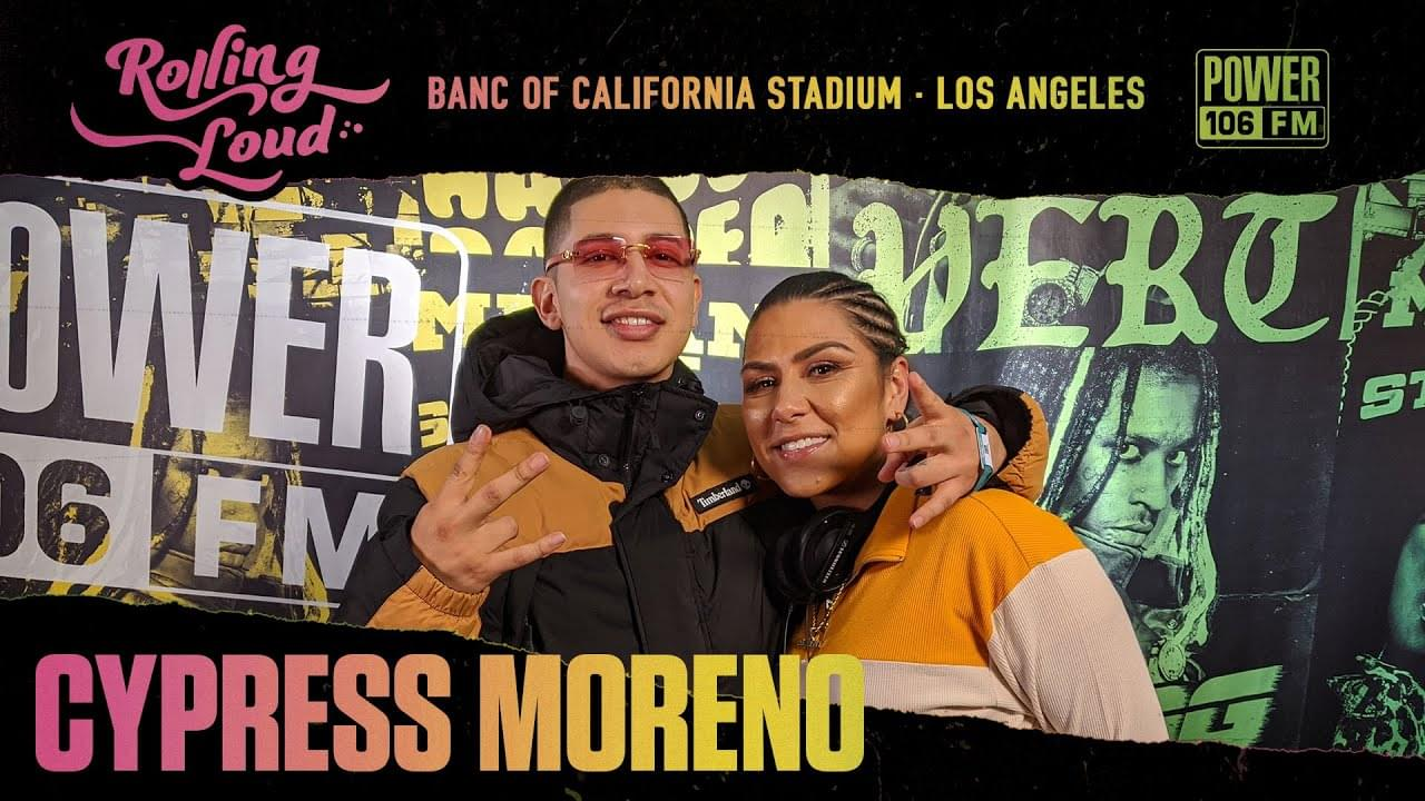 DJ Cypress Moreno Talks Supporting New Artists & Producing For Shoreline Mafia, 1TakeJay + MORE