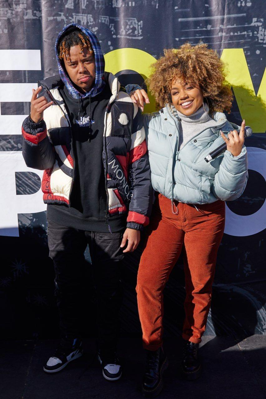 Complete YBN Cordae Takeover At Bear Mountain With Bryhana, DJ Carisma, & Teddy Mora