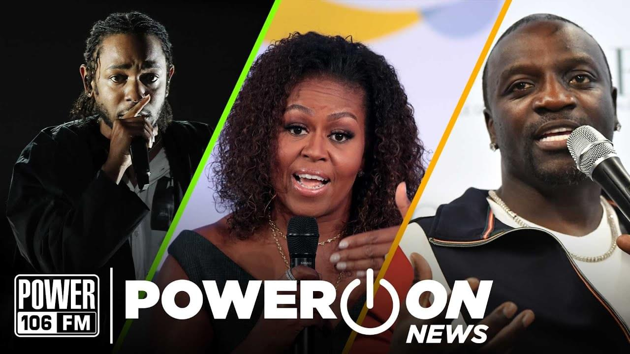 "#PowerOn: Kendrick Lamar's Next ""Rock-Inspired"" Album Is Reportedly Finished, Akon Solidies ""Crypto-City"" Deal In Senegal"