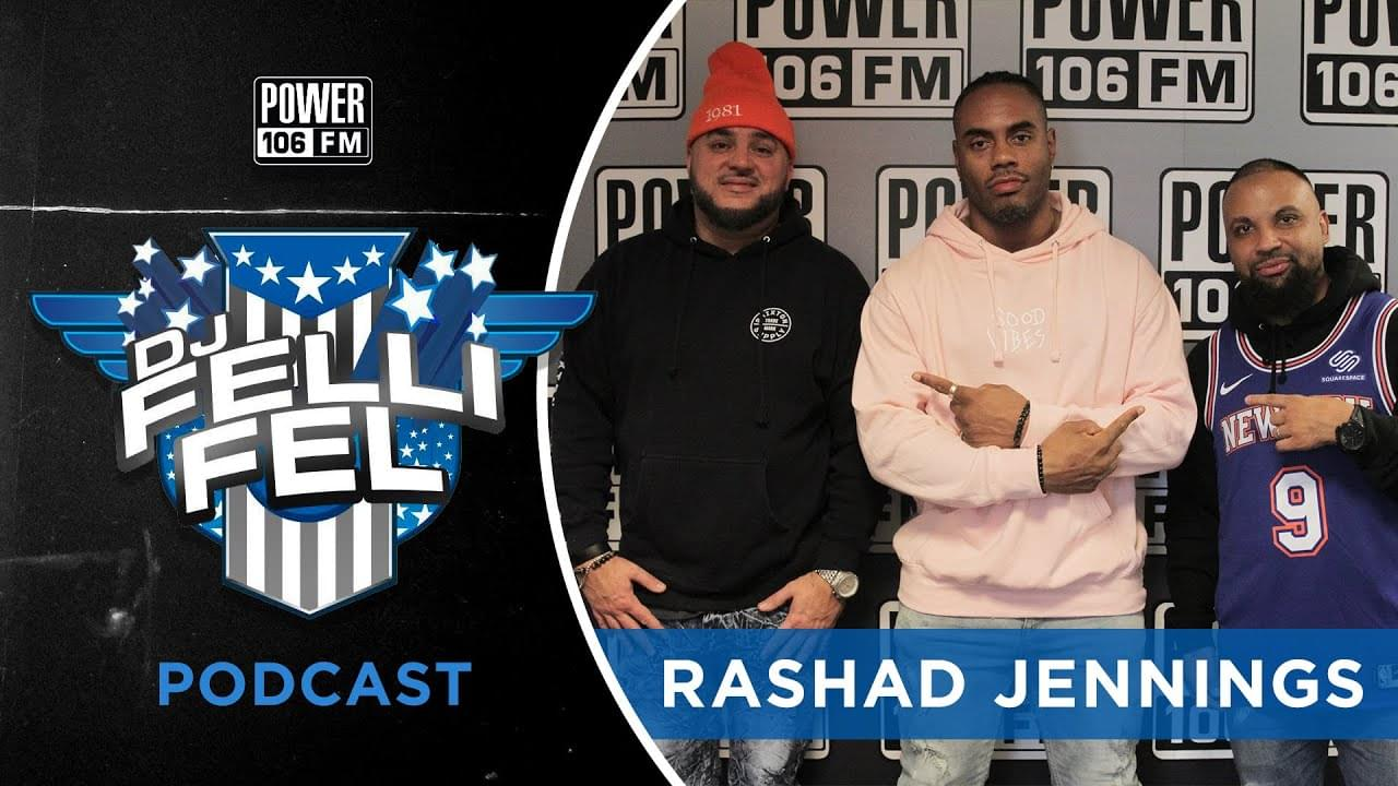 Rashad Jennings Overcame Childhood Learning Disability, Parent Neglect To Become Best Selling Author
