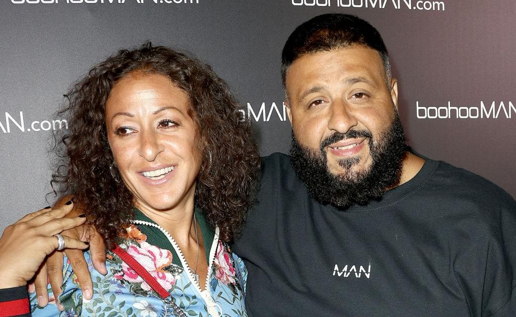 DJ Khaled And His Wife Welcome Their Second Son