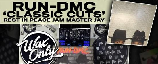 #WAXONLY: Vin Rican Showcases Samples Used On Classic RUN-DMC Tracks