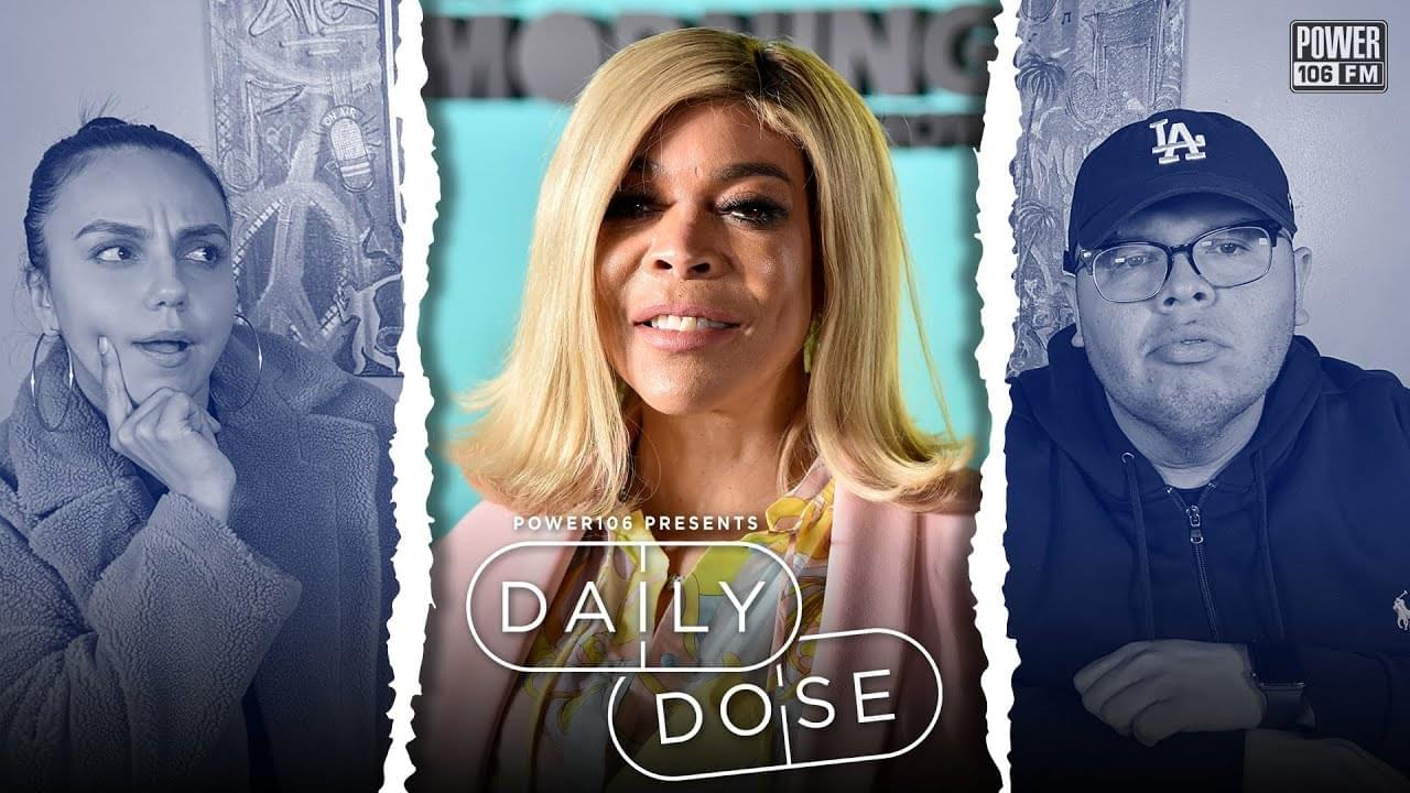 #DailyDose: Wendy Williams Breaks Girl Code After Sharing Nene Leakes Text Convo On Live TV