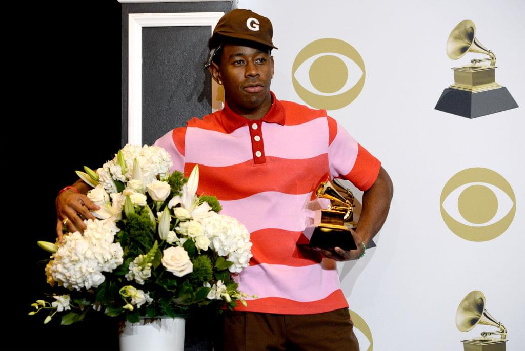 "Tyler, The Creator Says Grammys ""Urban"" Categories Are Politically Correct Way Of Saying The ""N"" Word"