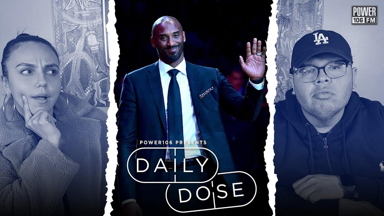 #DailyDose: Remembering Kobe Bryant Special Moments After Untimely Passing
