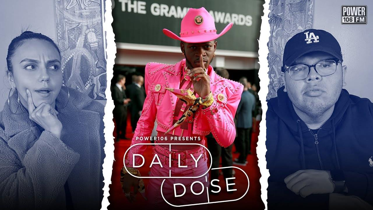 Daily Dose: Lil Nas X Criticized By Pastor Troy For Grammy Outfit
