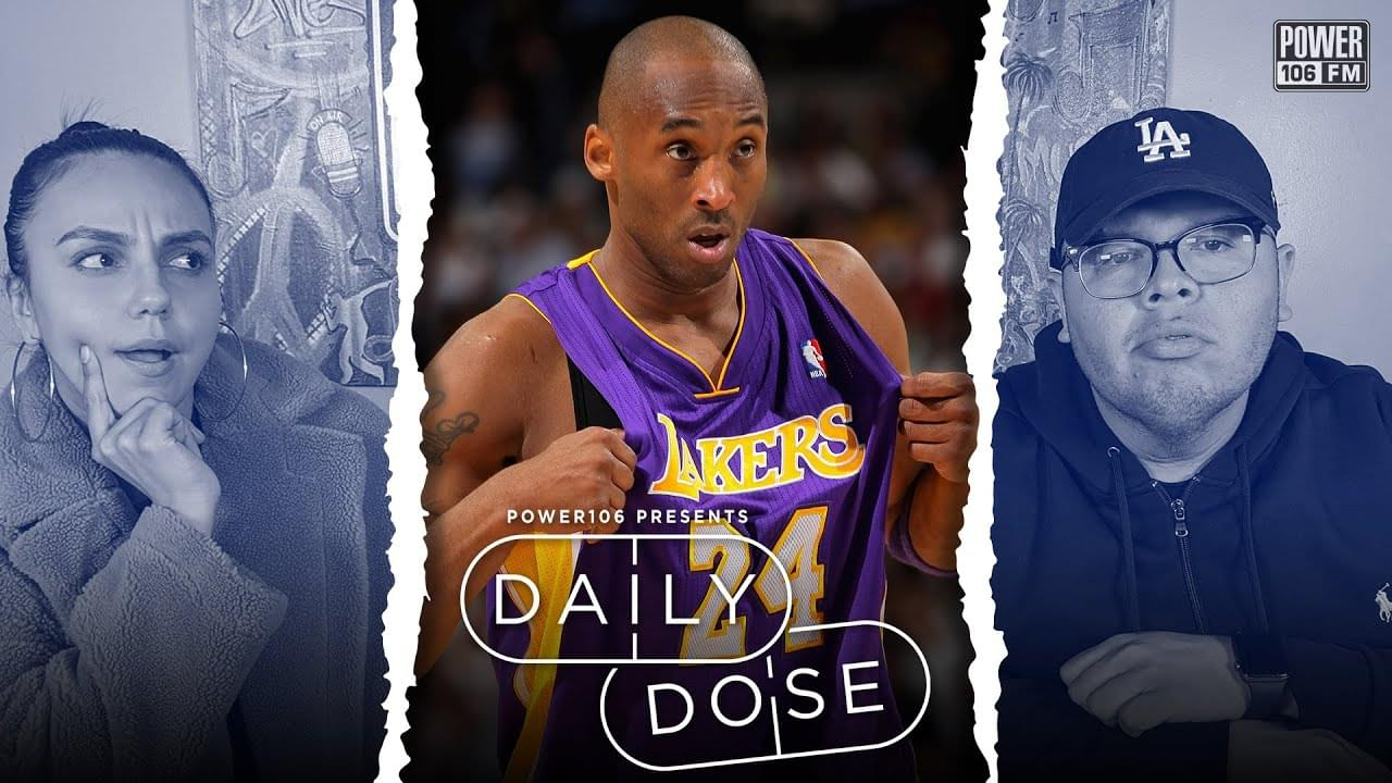 Daily Dose: Kobe Bryant Merch Is Selling For Wild Prices Online