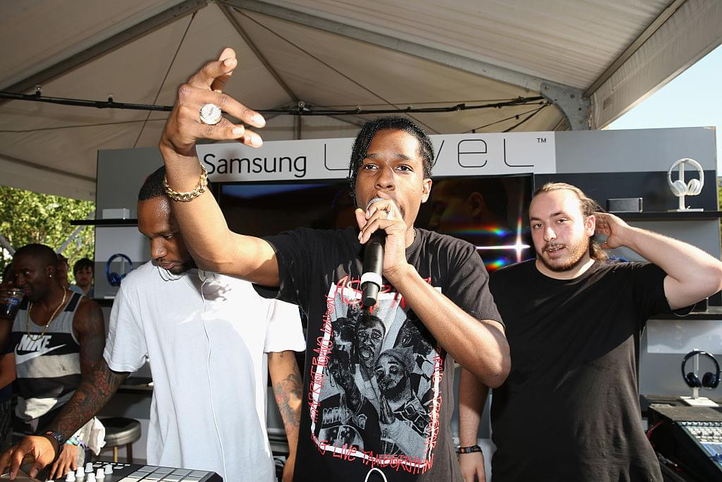 A$AP Mob's J. Scott Has Passed Away