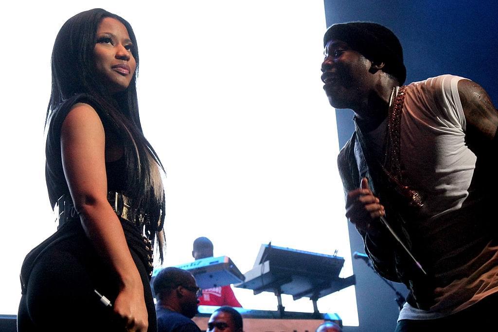 Meek Mill & Nicki Minaj Were Subbing Each Other On Twitter & It Got UGLY…