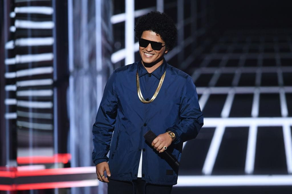 Bruno Mars Announces Deal with Disney [READ]