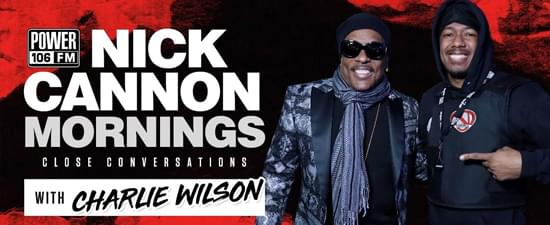 "Charlie Wilson Says Young Artists Don't Have A Support System & He Is Not A Fan Of The ""27 Club"""