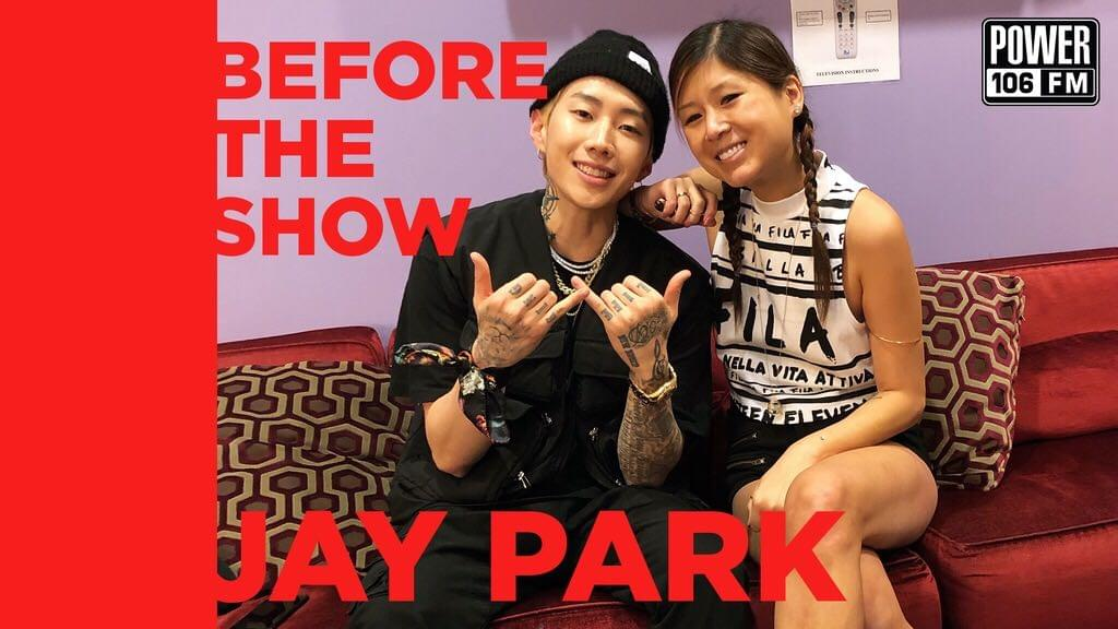 Jay Park Attempts To Count How Many Bras He Gets On Stage [WATCH]