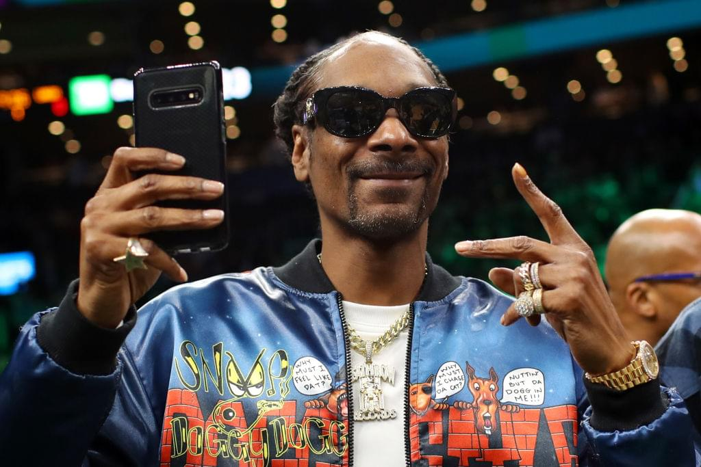 Snoop Dogg Apologizes To Gayle King For Attacking Her Over Kobe Bryant Comments