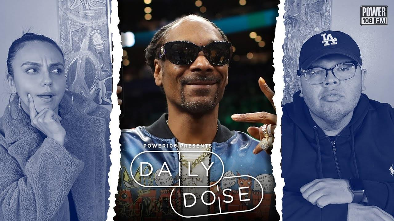 #DailyDose: Snoop Dogg Issues Gayle King Public Apology After Talking Over Kobe Controversy With His Mom