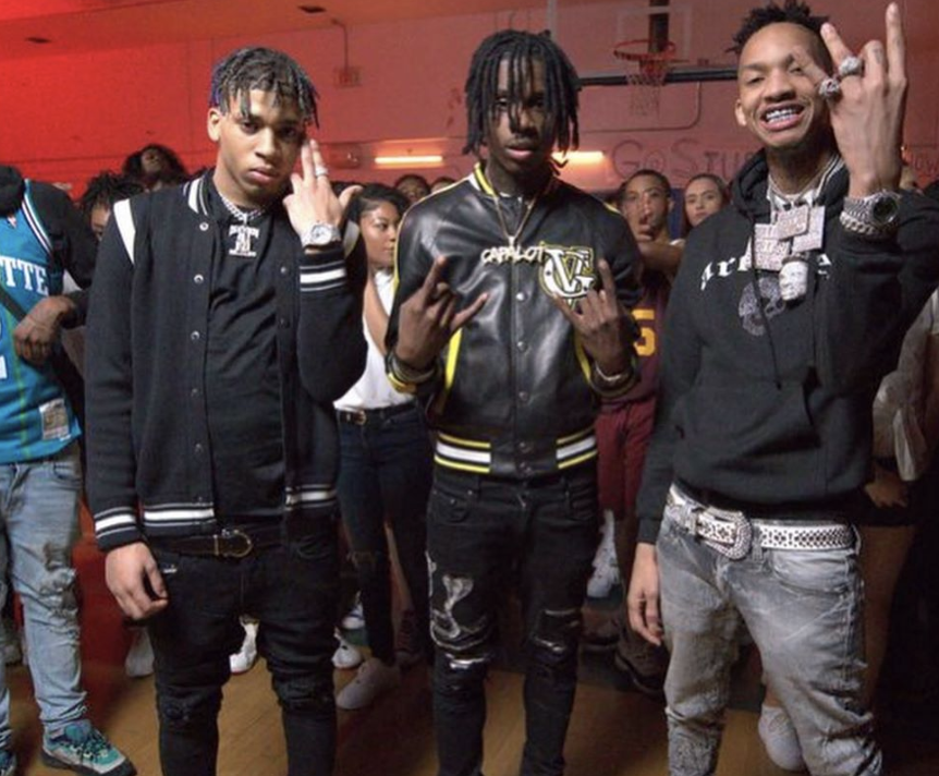 "Polo G Recruits Stunna 4 Vegas & NLE Choppa for ""Go Stupid"" [LISTEN]"