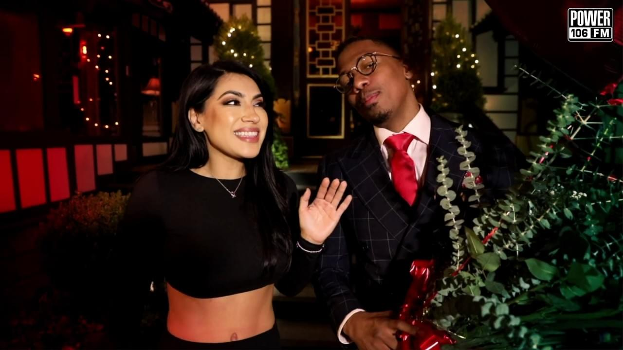 """Nick Cannon Goes On Valentine's Day Blind Date with Nick Cannon Mornings """"Shoot your Shot"""" Winner"""